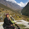 / Langtang Himal, Nepal
