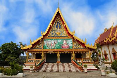 Wat Sayamungkhun,  Savannakhet, Laos