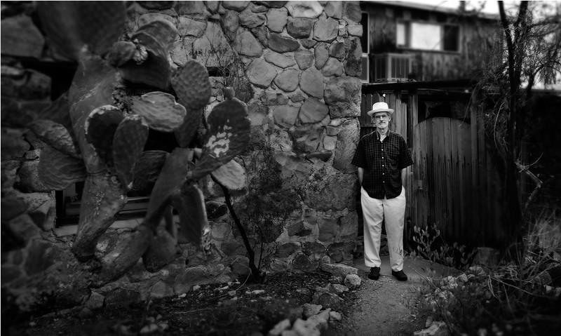 Writer,Tucson, Arizona ©Bob Torrez