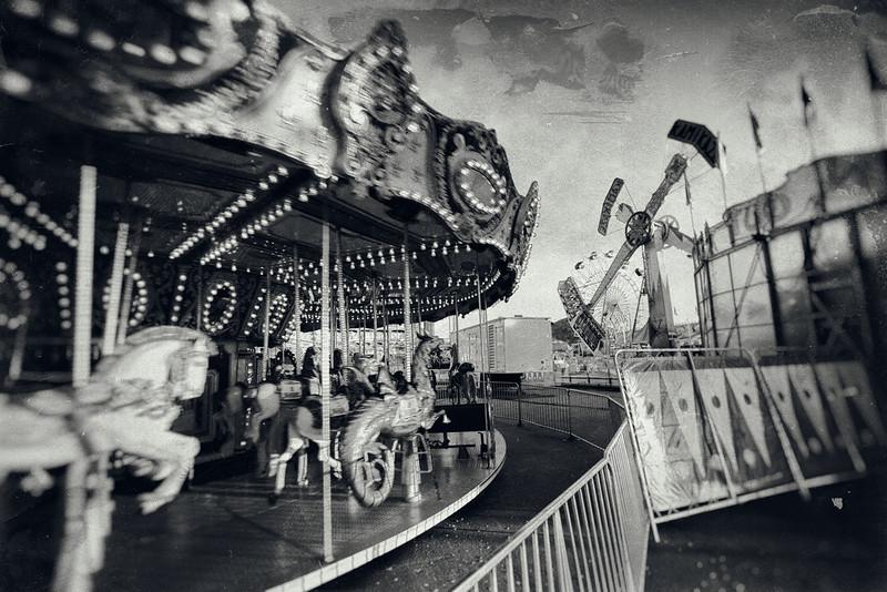 Merry Go Round ©Bob Torrez