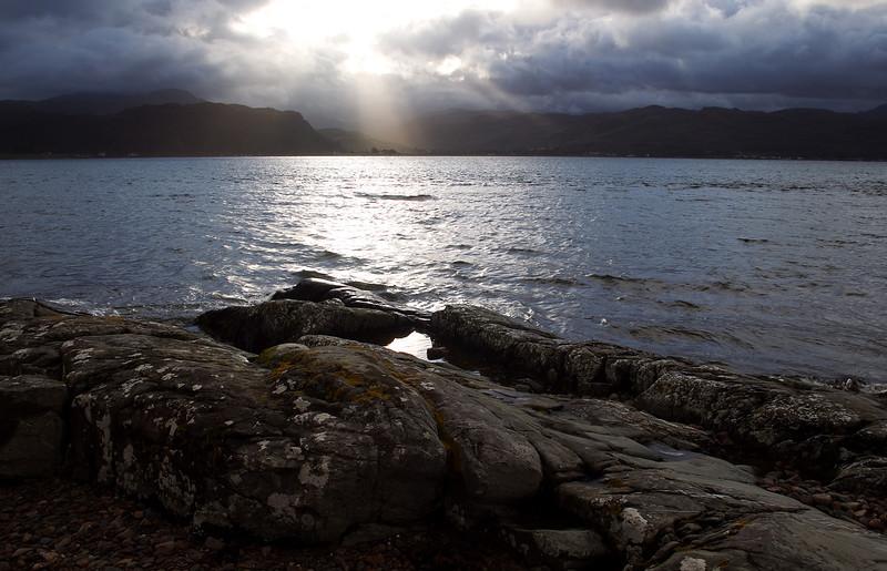 Across the water is Glenelg.