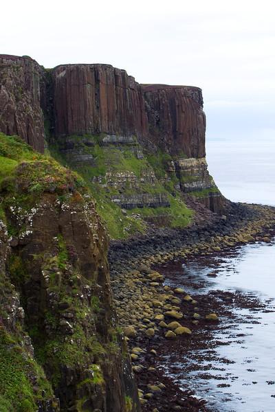 Kilt Rock Skye.
