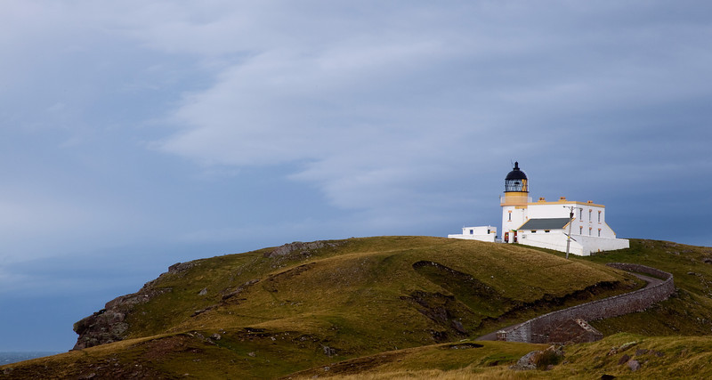 Stoer Lighthouse Sutherland. Scotland. John Chapman.
