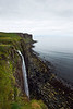 Kilt Rock and Mealt Falls Skye.