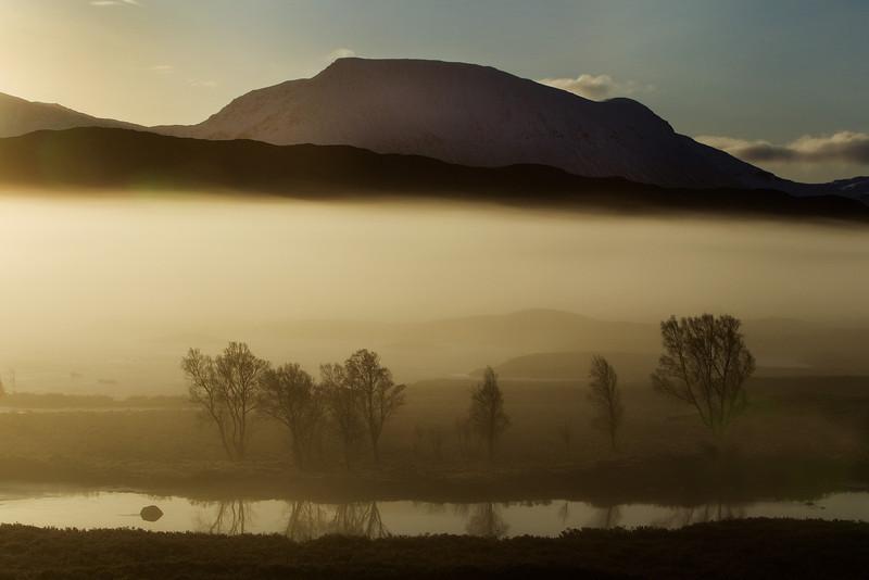 Rannoch Moor. John Chapman.