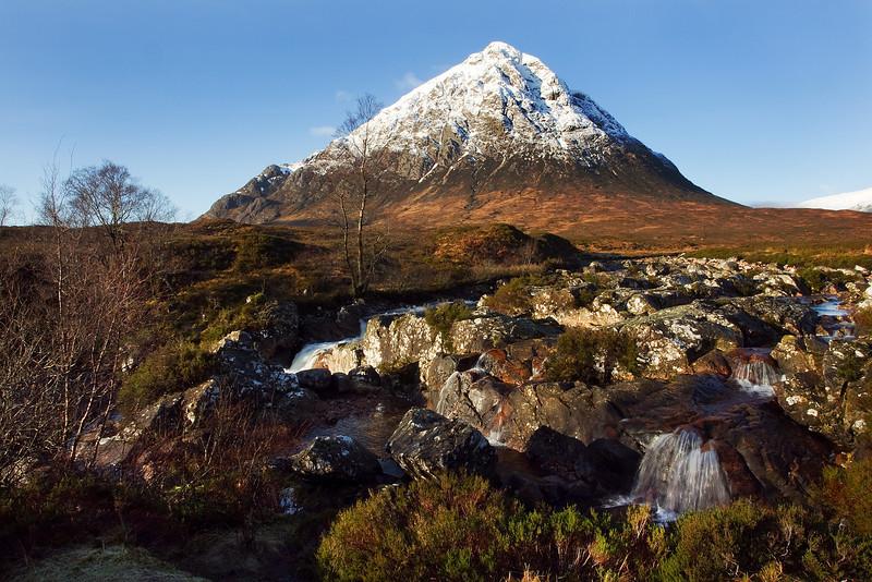Buachaille Etive Mor. Glencoe. Scotland.
