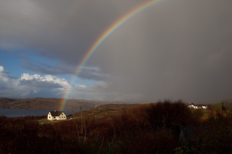 Lochinver. Sutherland. Scotland.