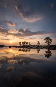 Rannoch Reflections, Glencoe, Scotland