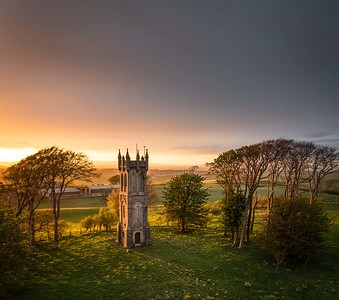 Light on the shire