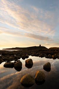Embleton dawn, Northumberland