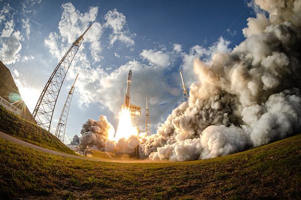 Atlas V: GOES-S