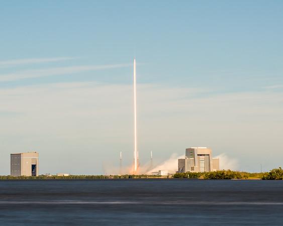 Falcon 9: CRS-16