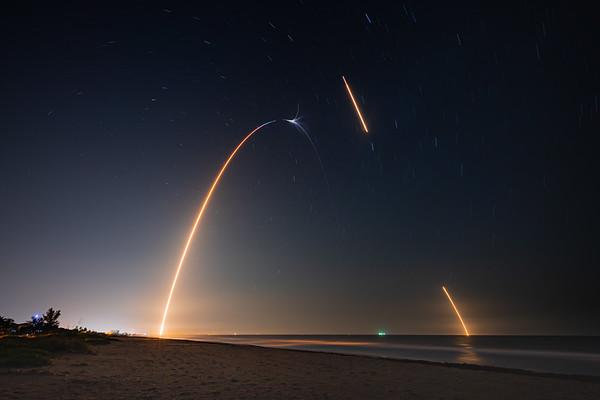 Falcon 9: CRS-17