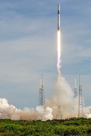 Falcon 9: CRS-18 - John Kraus Photos
