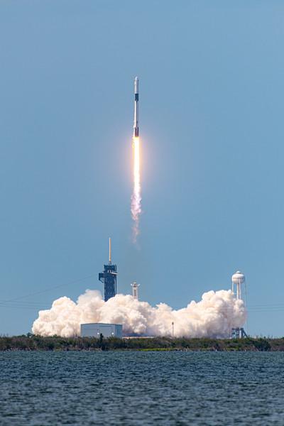 Falcon 9: Demo-2