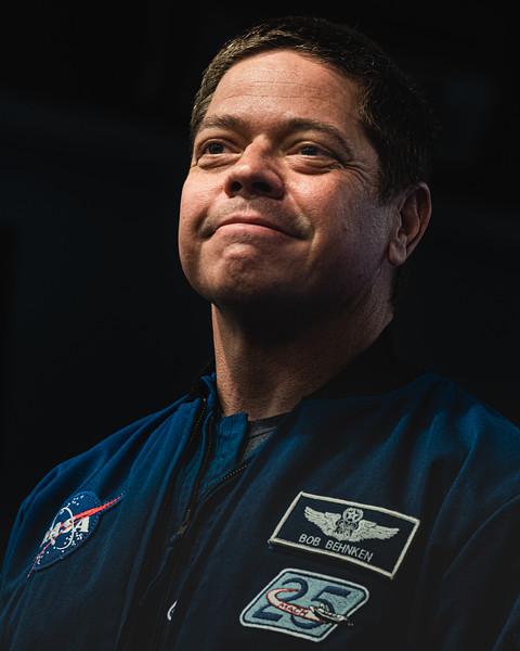 NASA astronaut Bob Behnken in January 2020.