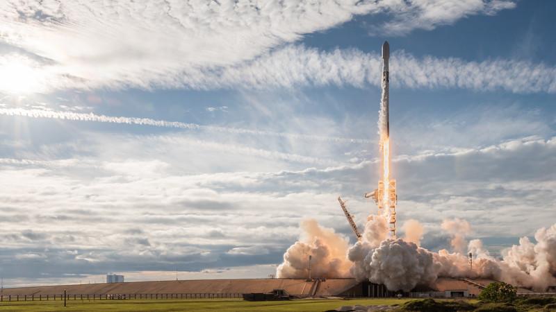 Falcon 9: Es'hail-2