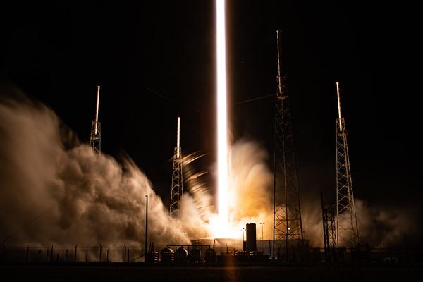 Falcon 9: Starlink mission