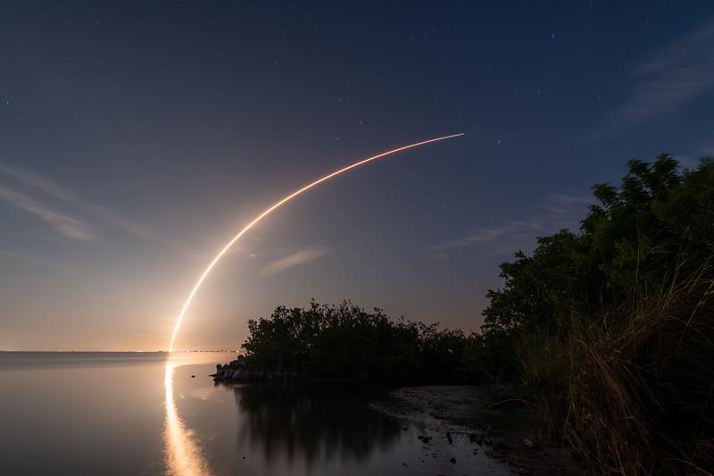 Falcon 9: Telstar 19 VANTAGE