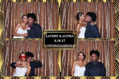 Lauren & Alyssa's Wedding