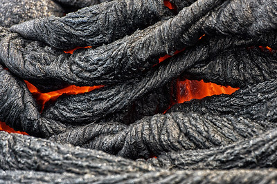 Lava Abstract