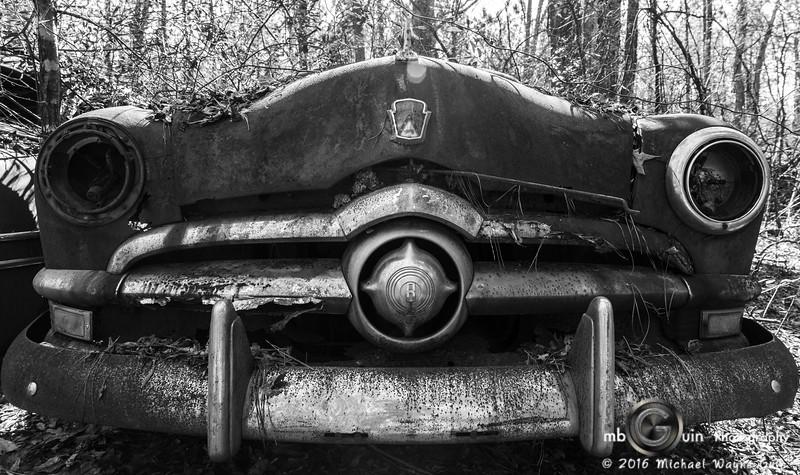 Ford Flathead 8