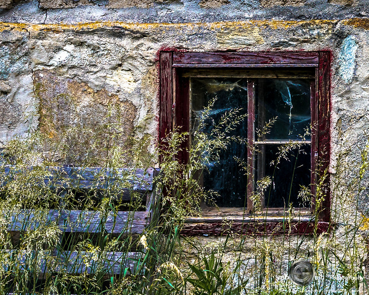 Window and Pallet