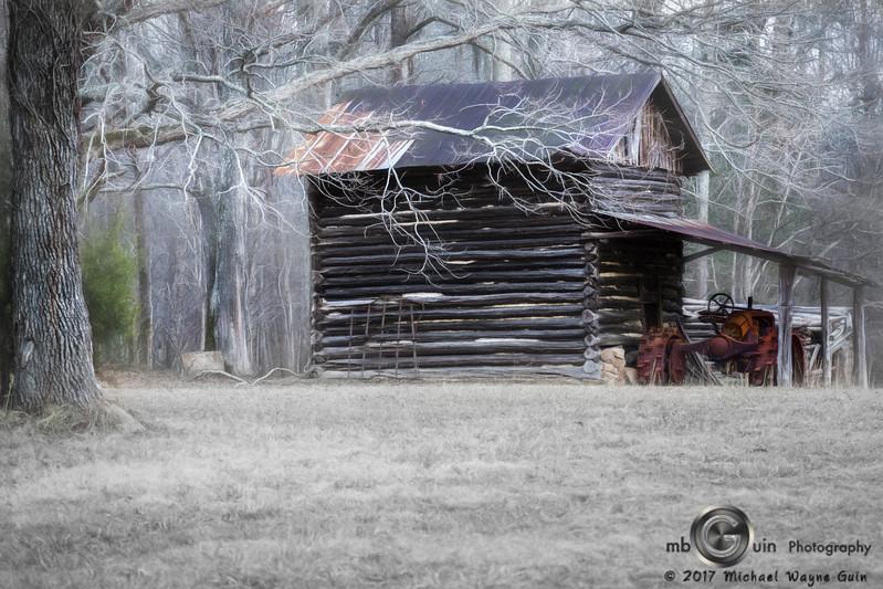Tractor Barn