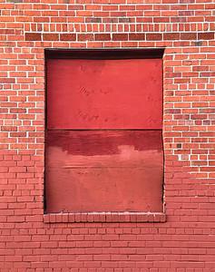 Wood and Bricks, Oakland, 2015
