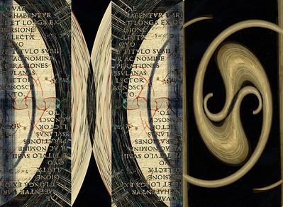 Gutenberg Latin Manuscript -2