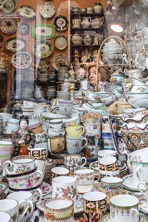 Camden passage antiques market