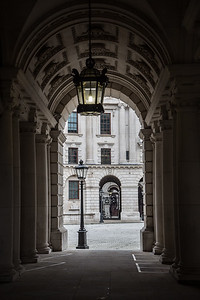 Everywhere you look, there seems to be  an arch or a narrow passage, leading to....?