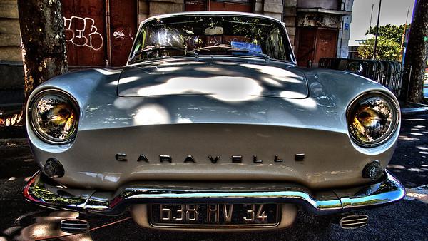 Renault Caravelle - FR 1958