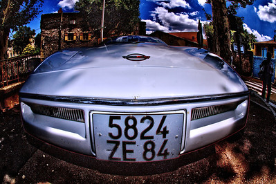 Chevrolet Corvette C2 - USA 1963