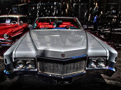 Cadillac Eldorado - General Motors USA 1953