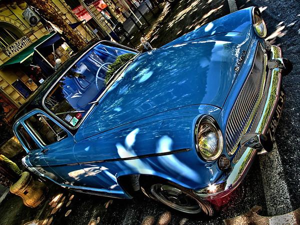 Simca Aronde P60 - FR 1951