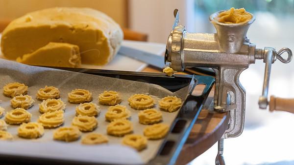 Les biscuits sablés de ma grand-mère | christmas cookies