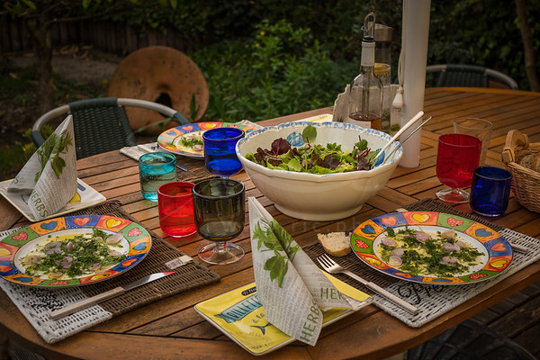 barbecue avec mes amis au jardin | barbecue with friends in the garden
