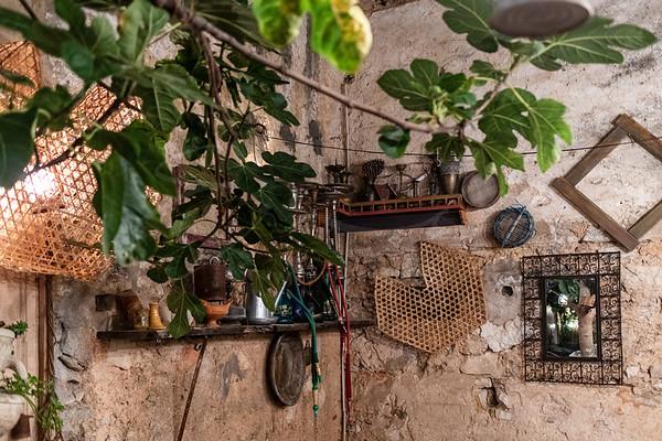 au restaurant SOFRA - spécialitiés du sud tunisien