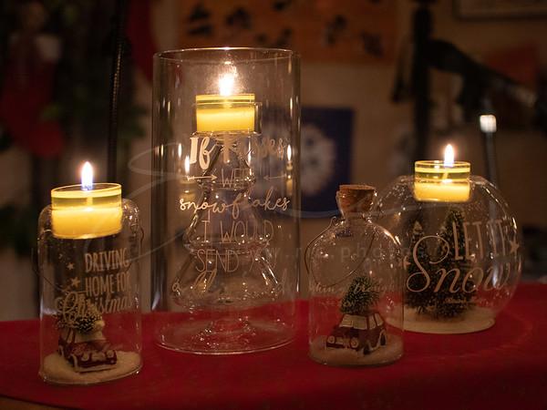 les boogies de Noël | X-mas candles
