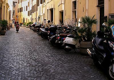 """""""Gotta Roll"""", Rome"""