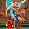 Beijing (Peking) Opera Acrobats