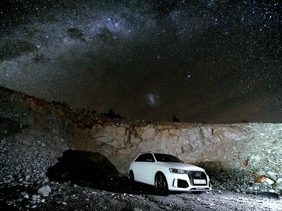 Audi RSQ3 N2 Oblique View