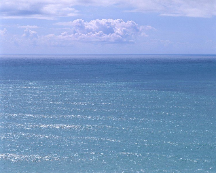 Cerulean Blue Sea
