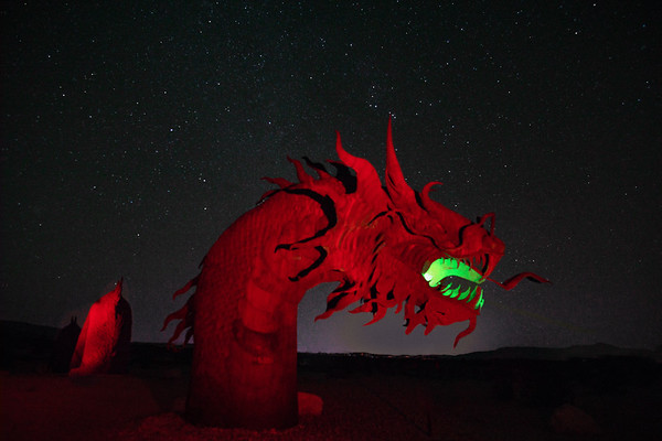 Red Serpent // Borrego Springs, CA