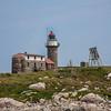Mantincus Island Lighthouse Closeup