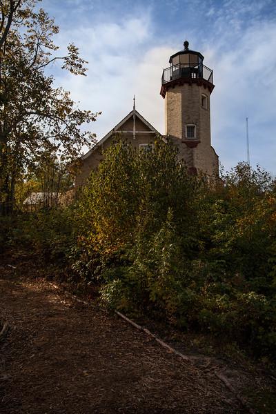 Hidden McGulpin Point Lighthouse