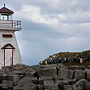 Lighthouse on the Breakwater