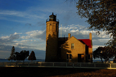 Old Mackinac Point Light House