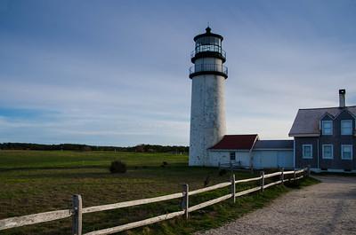 Highland Light (aka Cape Cod Light) - Cape Cod